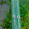 Kordes & Lichtenvels 835 Silver Necklace Flea Market Find 1 Euro