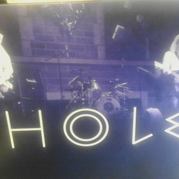 "Hole "" Grease Your Hips/California 1994"" - Records"