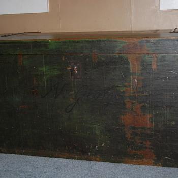 Immigrant Trunk?  - Furniture