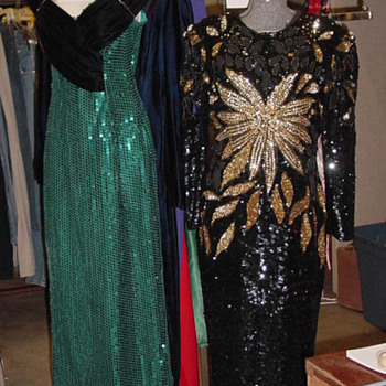 Miss Illinois gown - Womens Clothing