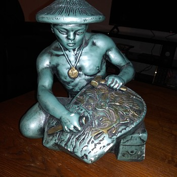 Chalkware - Figurines