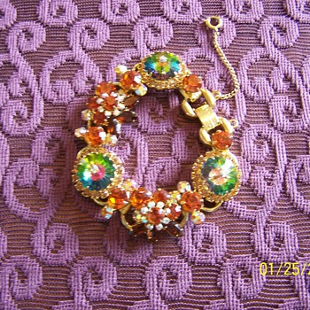 Juliana Bracelet - Costume Jewelry