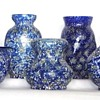 Dugan Art Glass: Pompeian, Venetian