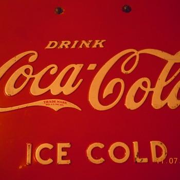 1940 Cavalier Standard Ice Cooler S-1 (pt. 2) - Coca-Cola