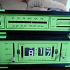 1973 Westclox Transistor Radio Clock Combination