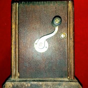 My vintage Dynamo - Telephones