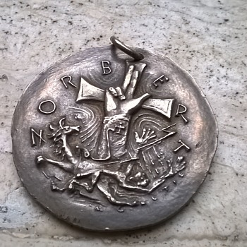Medallion of St. Norbert