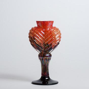 Franz Welz little heart vase - Art Glass
