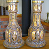PAIR OF RINDSKOPF HOOKEH VASES
