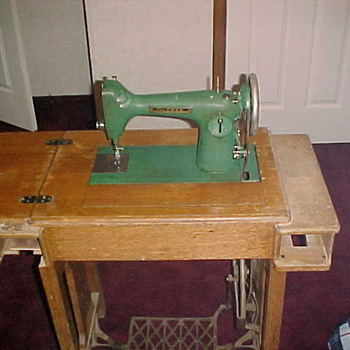 The Free Sewing Machine