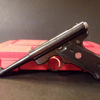 Ruger Mark II 50th Anniversary Commemorative Pistol - Military and Wartime