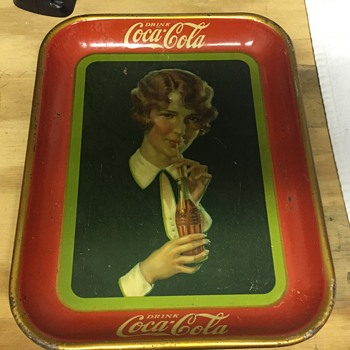 Coca Cola Trays - Coca-Cola
