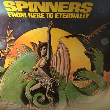 Involved in a spinners Tale  - Records