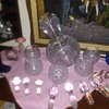 Cut Crystal Decanter Set
