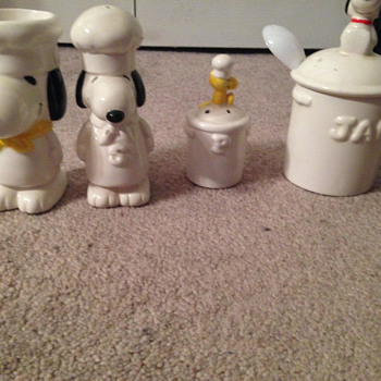 Snoopy collection - Kitchen