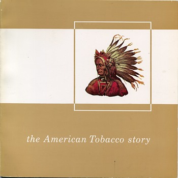 """The American Tobacco Story"" Publication, 1964 - Tobacciana"
