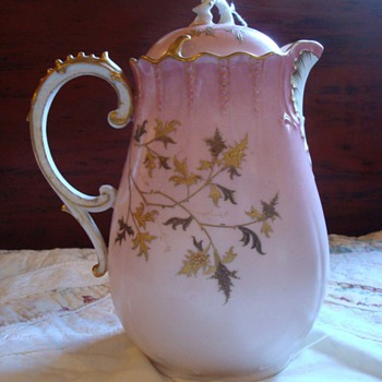 My Favorite Limoges Chocolate Pot....so far! - China and Dinnerware