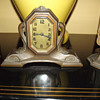 1926 Lux model 200 clock with model 387 candlesticks