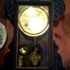 Waterbury Aldrich Eight Day Spring Strike Mantel Clock