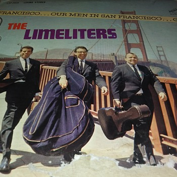 THE LIMELITERS - Records
