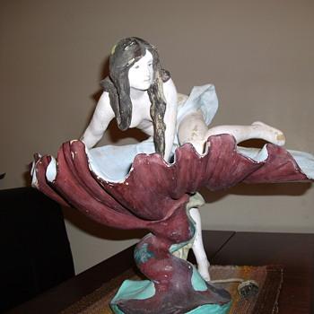Mystery Lamp - Pottery