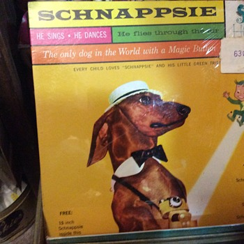 My Winnie Dog is Flying, Schnapps for you - Animals