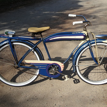 1947 Columbia Deluxe Bicycle - Sporting Goods