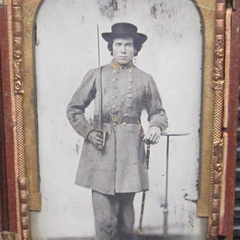 The Civil War Captain + - Photographs
