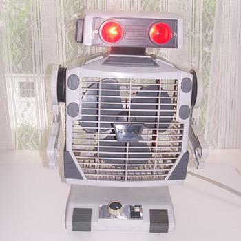 Robo the Fan - Toys