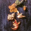 Here is a more piece of Jewerly. Its really fun to look at some shell ,wood amd stone