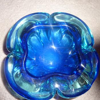 murano geode bowl ??  - Art Glass