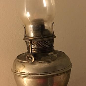 Grandmas lamps - Lamps