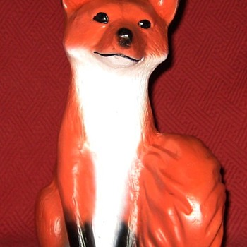 Little Red Fox  - Animals