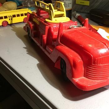 Fire ended  - Model Cars