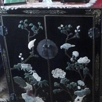 CHINESE CABINET JINLONG LACQUER FURNITURE, BEIJING FURNITURE COMPANY - Furniture