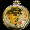 Unofficial Dan Dare Pocket Watch by Smiths