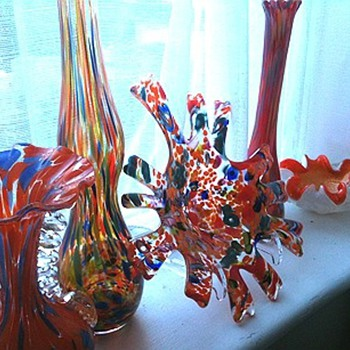 Some of my favourites  - Art Glass