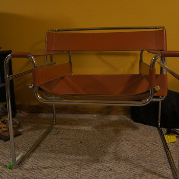 Wassily Chairs - Furniture