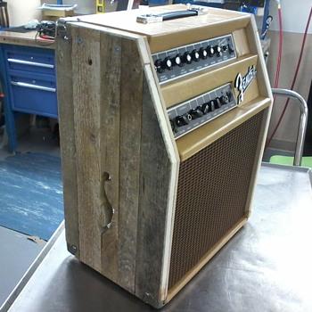 "Fender ""Hype-Man"" double amplifier - Guitars"