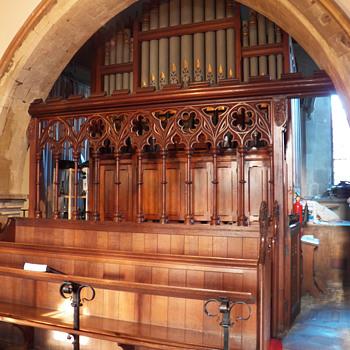 St Micheal & All Angels Church, Hartlip Kent, UK - Photographs