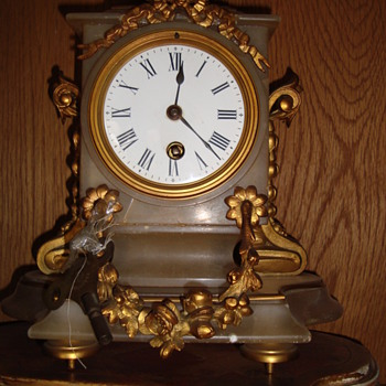 Clock unknown source or type - Clocks