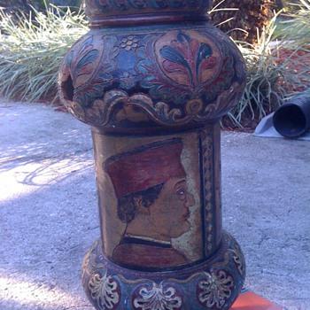 Italian Pottery/Duke and Dutchess of Urbino - Pottery