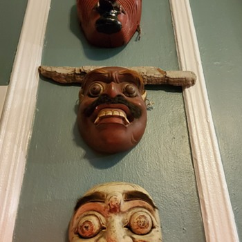 Mask collection - Fine Art