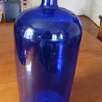 Is this  bottle made of Murano glass? - Bottles