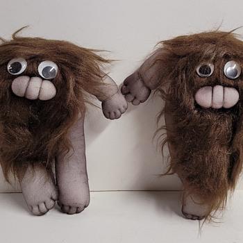 Adult Male & Female Stuffed Figures**CENSORED** - Dolls