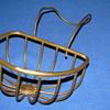 Antique Victorian Era Brass Sponge/Soap Holder