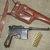 Mauser 1896 Broomhandle Pistol