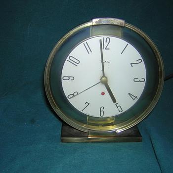 Art Deco Westclox Oracle Clock