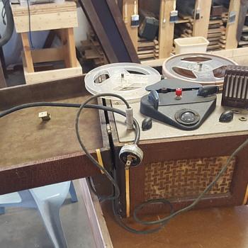 Pentron Corporation Reel to Reel Recorder - Electronics