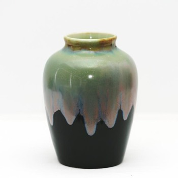 Drip Glaze Vase (Germany, probably Julius Paul & Sohn), 1920's - Pottery